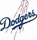 Los Angeles Dodgers Logo Vinyl Decal / Sticker 4 Sizes!!!
