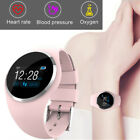 Womens and Girls Blue-tooth Smart Watch Phone Mate For A pple IOS i Phone
