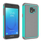 "For Samsung Galaxy J2 Core/Pure/Dash/J260 5"" Case ShockProof Hybrid Rubber Cover"
