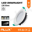 12W RECESSED FACE 3 COLOUR CHANGEABLE LED DOWNLIGHT DIMMABLE 3000K/4000K/5700K