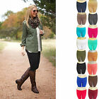 Fleece Lined Leggings Winter Warm Pants Brushed One Size Thermal Pants Womens