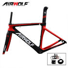 full carbon road bike frame 48-56cm 700C racing bicycle frameset BSA PF30