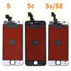 For iPhone 5 5c 5s/SE LCD Display Touch Screen Digitizer Replacement with Tools