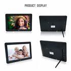 """7/10/12"""" HD LCD Digital Photo Frame Album Picture MP3/4 Movie Player US STOCK"""