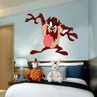 Loony Toons Tasmanian Devil Taz  3d Window View Decal Decal  Wall Sticker Art
