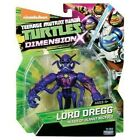 Teenage Mutant Ninja Turtless Figure Lord Dregg