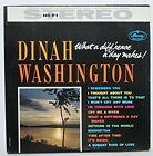 DINAH WASHINGTON - LP - WHAT A DIFF'RENCE A DAY MAKES , VINYL , USA  SR 60158