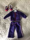 American Girll Doll Track Suit