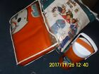 "FOOTBALL NFL OFFICIAL ""MIAMI DOLPHIN""  4 ITEMS  HURDLE WRAP  THROW  THERMOS  TAG"