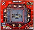 WWE Teeny Mates Hall Of Fame Collector Set 12 Famers + Puzzle Exclusive NEW
