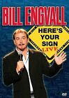 Bill Engvall - Heres Your Sign: Live (DVD, 2004)