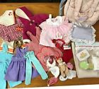 Americn Girl Bitty Baby And Bear HUGE Lot Clothes and Accessories NEW