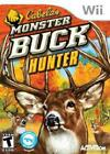 Cabela's Monster Buck Hunter Wii Game is Complete *SEE DETAILS* FAST SHIP!