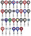 Retractable Badge Reel for MLB Teams - Major League Baseball on Ebay