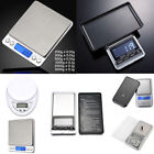 Portable 0.01g - 500g Mini Digital Scale Jewelry Pocket Balance Weight Gram LCD