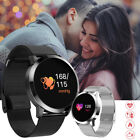 Men Smart Watch Fashion Women Heart Rate Monitor Fitness Tracker Smartwatch