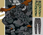 * A BATHING APE x adidas FOOTBALL COLLECTION MEN'S TIGHTS BAPE 2colors New