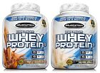 MuscleTech 5 lb Jar 100% Whey Protein Powder Premium Vanilla or Chocolate $40.59 USD on eBay