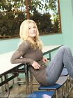 "GILLIAN JACOBS sexy 4x6 glossy photo ~ candid #15 ""COMMUNITY"" tv star"