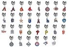 Pick Your Team - MLB 3D Baseball European Charm Bracelet Dangle Bead on Ebay