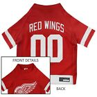 Detroit Red Wings Pet Jersey NHL clothes for Dog / Cat Sizes XS-XL $24.76 USD on eBay