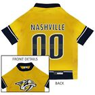 Nashville Predators Pet Jersey NHL clothes for Dog / Cat Sizes XS-XL $21.79 USD on eBay
