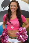 JACKSONVILLE JAGUARS sexy NFL CHEERLEADER 4x6 GLOSSY PHOTO amateur candid #O673