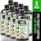 100% PURE MCT Oil (Raise Ketones High Faster C8 & C10 MCTs) - Thermogenic Paleo $21.99 USD on eBay