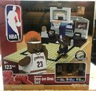 NEW Lebron James & Kevin Durant One On One LEGO Compatible OYO Sports NBA Court