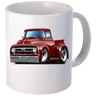 1953 Ford F100 Pickup Truck Coffee Mug 11oz 15 oz Ceramic NEW image