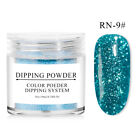 RBAN NAIL 10ml Glitter Holographic Dipping Powder Dip System Nail Art Manicure