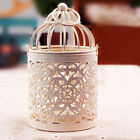 Metal Moroccan Birdcage Hanging Lantern Candle Holder Wedding Decor