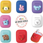 BTS BT21 Character Airpod Case Silicon Cover Skin Official K-pop Authentic MD