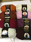 Lion Brand Wool-Ease Thick & Quick Yarn Multiple Colors