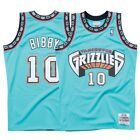 Mike Bibby Vancouver Grizzlies Mitchell  Ness Mens 1998 99 Swingman Jersey