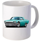 1965 Ford Thunderbird Hardtop Coffee Mug 11oz 15 oz Ceramic NEW image