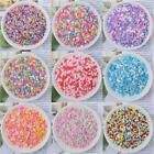 100g/bag Slime Clay Fake Candy Sweets Sugar Sprinkle Decorations for Fake Cake D image