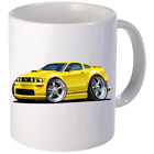2005-09 Ford Mustang Coupe Coffee Mug 11oz 15 oz Ceramic NEW image