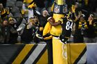 Pitsburgh Steelers Antonio Brown Unsigned 16x20 Photo a