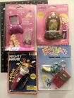 Lot of 3 DS Lizzi McGuire FM Radio W/ Earhones princess water games MMouse Flite