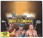 2015 Topps WWE Road To Wrestlemania Singles (Pick 1 or Buy 5 For Free Shipping!)