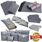 Grey Mailing Bags Self Seal Strong Postage Postal Poly Pack (425x600 mm 17
