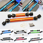 2pcs Front & Rear Metal Main Drive Shaft CVD for RAXXAS 1/10 E-MAXX 2 EMX2037S