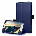"""For Samsung Galaxy Tab A 7"""" 8"""" 10.1 10.5 Magnetic Leather Stand Soft Case Cover"""