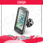 SUPPORTO MOTO CUSTODIA IPHONE I PHONE 6 6s 7 e 8 CELLULAR LINE IMPERMEABILE