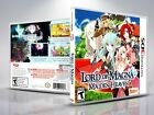 Replacement Nintendo 3DS Titles F-L Covers and Cases. NO GAMES!