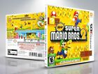Replacement Nintendo 3DS Titles M-R Covers and Cases. NO GAMES!