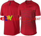 NIKE TIGER WOODS TW COOLING GRAPHIC GOLF POLO SHIRT 892317-471