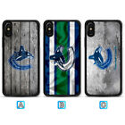 Vancouver Canucks Phone Case For Apple iPhone X Xs Max Xr 8 7 Plus 6 6s $4.49 USD on eBay