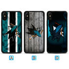 San Jose Sharks Phone Case For Apple iPhone X Xs Max Xr 8 7 Plus 6 6s $3.99 USD on eBay